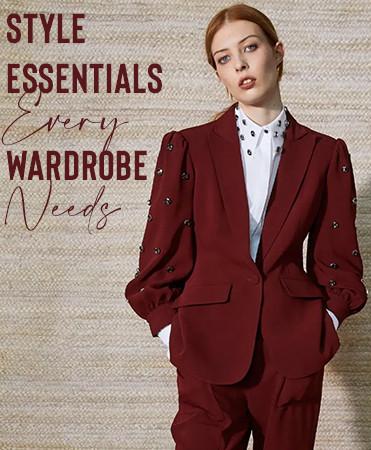 Style Essentials Every Wardrobe Needs