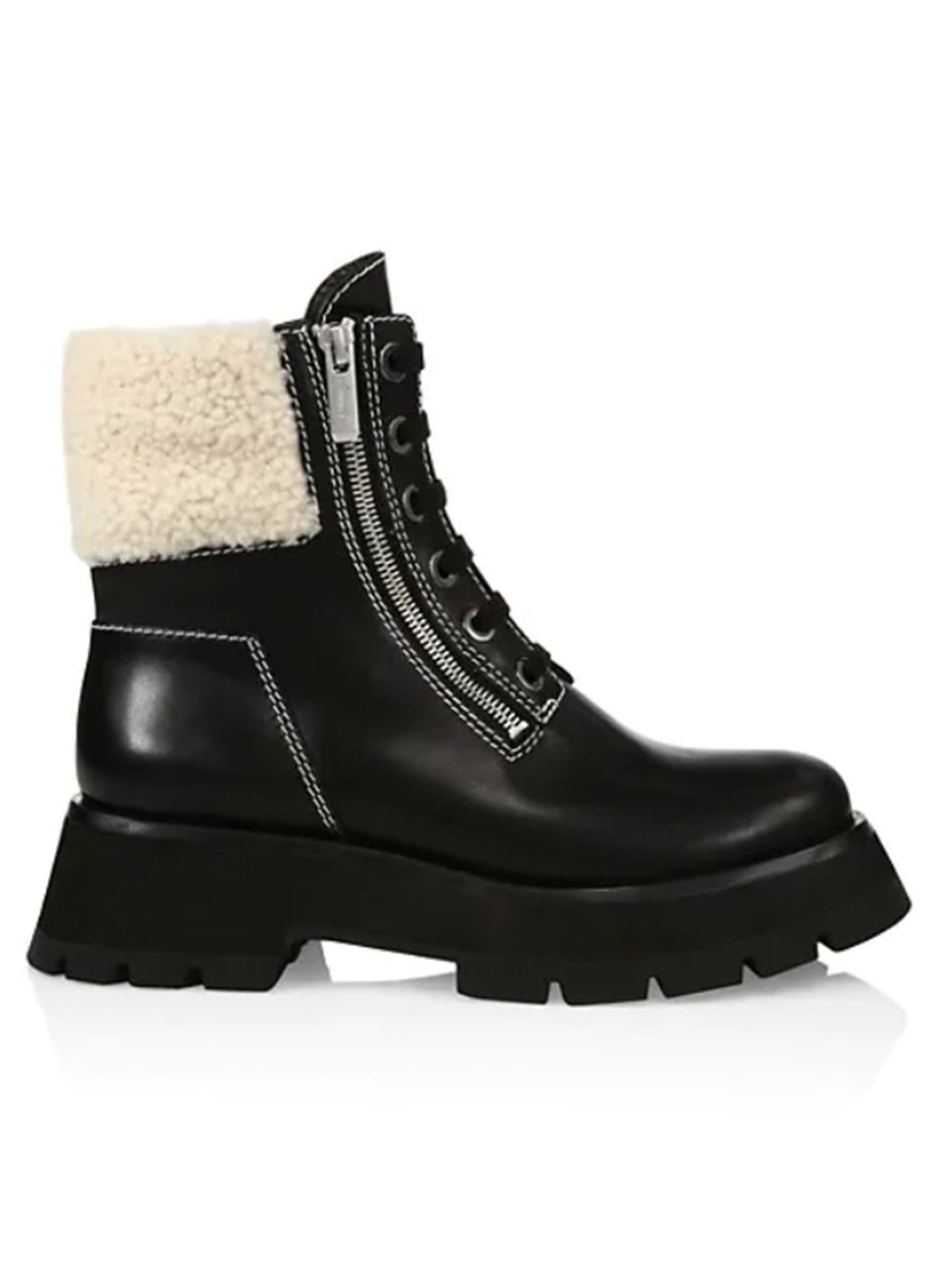 3.1 Phillip Lim Kate Lug Sole Shearling Boot  Side View  X1https://cdn11.bigcommerce.com/s-3wu6n/products/33621/images/111347/2__03257.1608156101.244.365.jpg?c=2X2