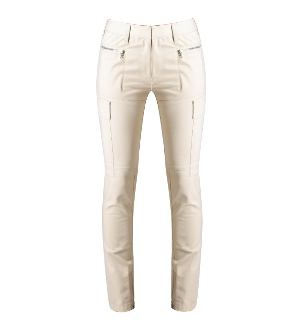 3.1 Phillip Lim Champagne Skinny Cargo Pants