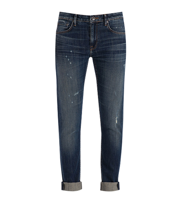 Strom Arton Loose Skinny Jean in Blue