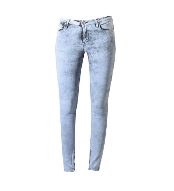 IRO Ralf Jeans Fitte Light Acid Wash
