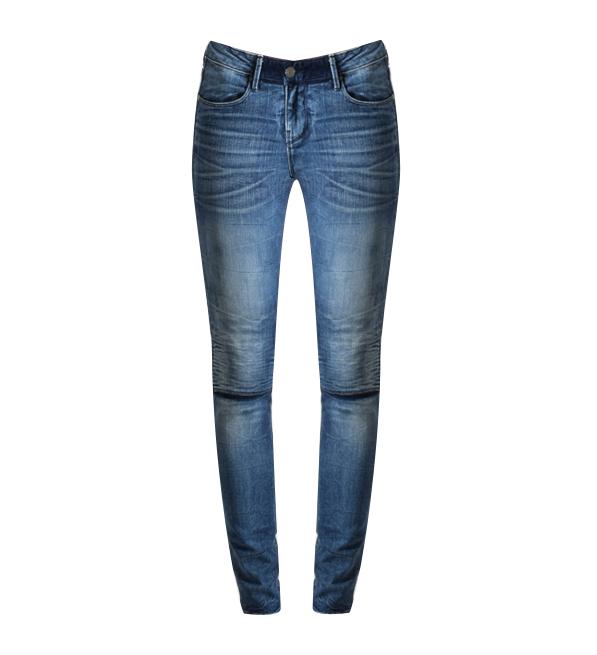 RTA Light Blue Moto Skinny Jean