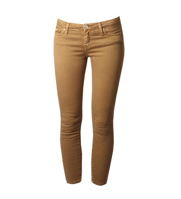 IRO Alyson Skinny Jean in Olive