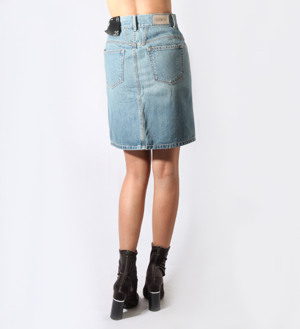 Rollo Skirt in Ray