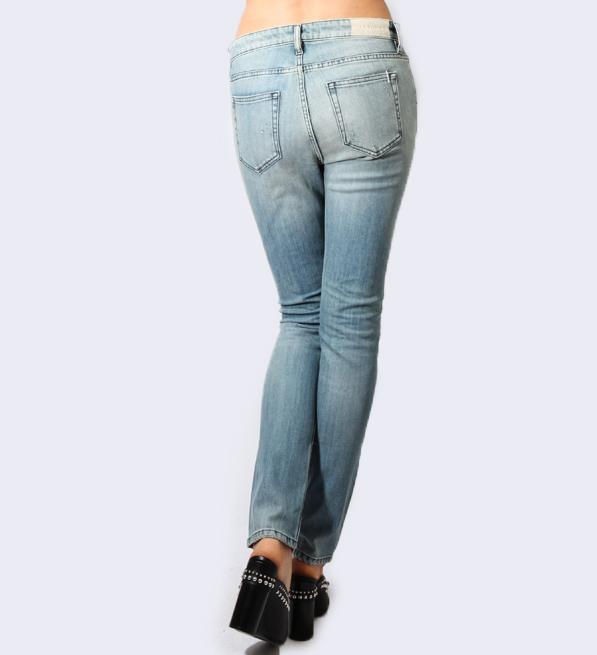IRO Nancy Jeans in Light Blue