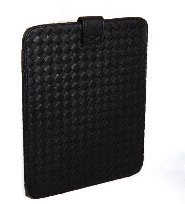 Hancock Black iPad Case