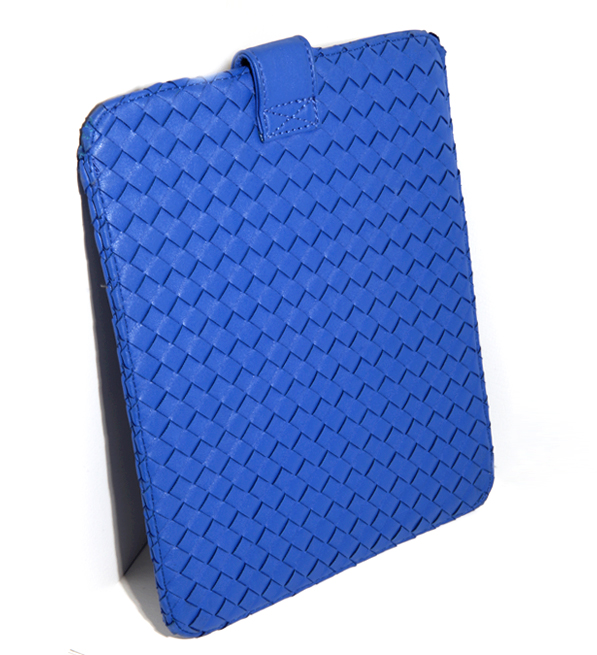 Hancock Blue iPad Case