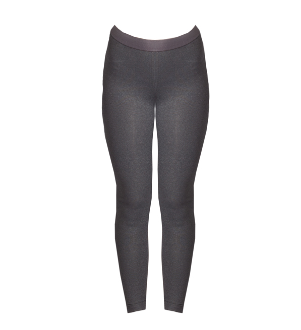 David Lerner Charcoal Barlow Leggings