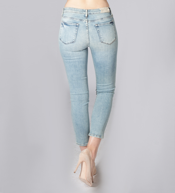 Iro Ney Jeans in Light Blue