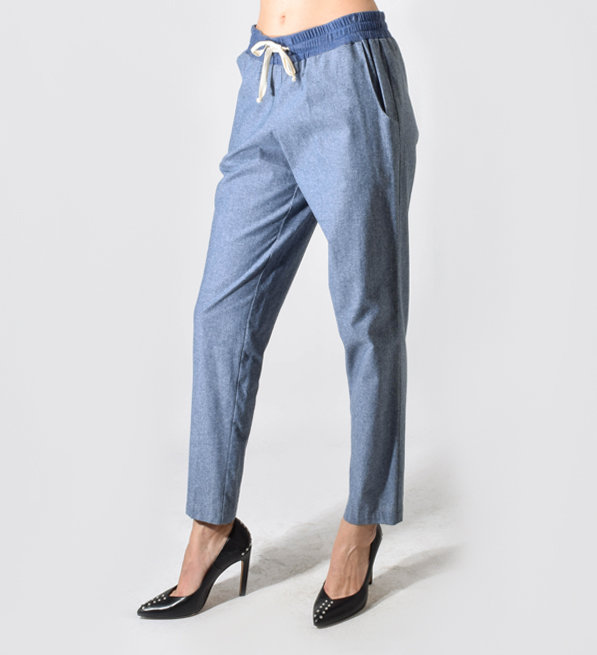 Line Dry Slim Pants