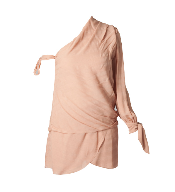 Bec & Bridge Rosewood Dress in Blush