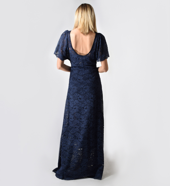 byTimo LA Gown in China Blue