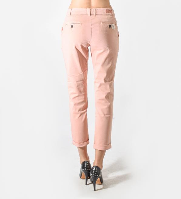 MKT Terracotta Pink Pazz Pants