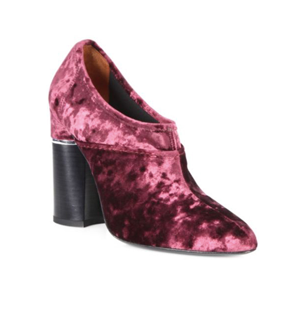 3.1 Phillip Lim Kyoto Ankle Boot in Syrah