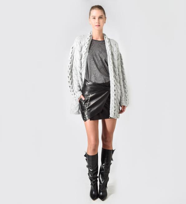 IRO Mupper Skirt