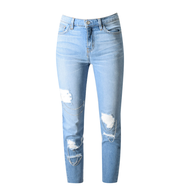 IRO Geen US Jean in Blue Vintage