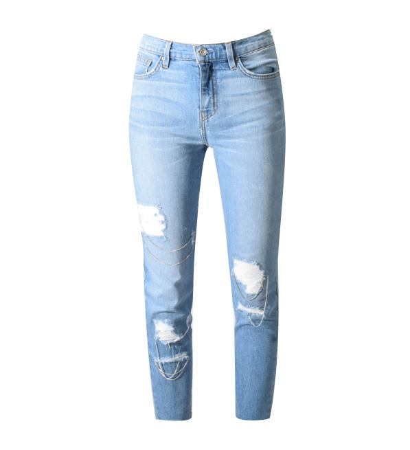IRO Geen US Jean in Blue Vintage