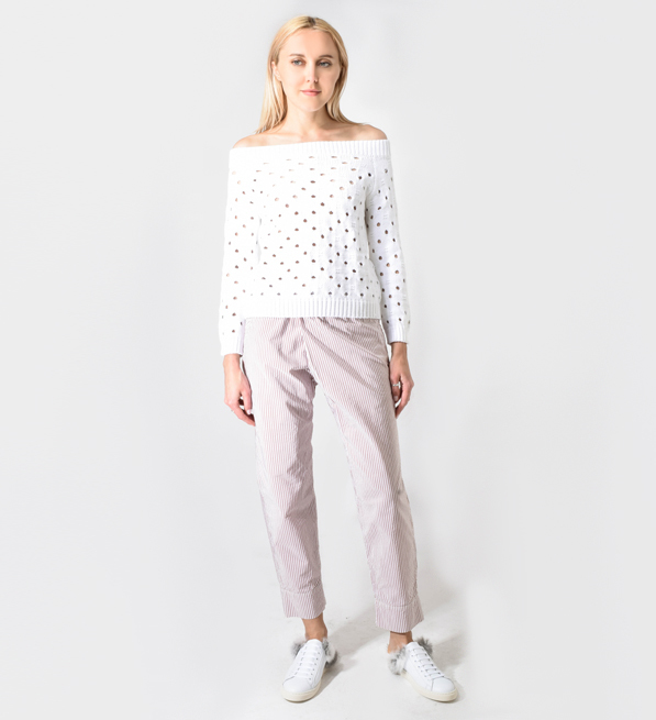 Humanoid Robby Cotton Trousers