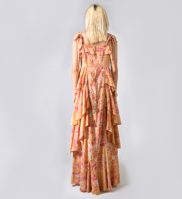 byTimo Floral Resort Maxi Dress