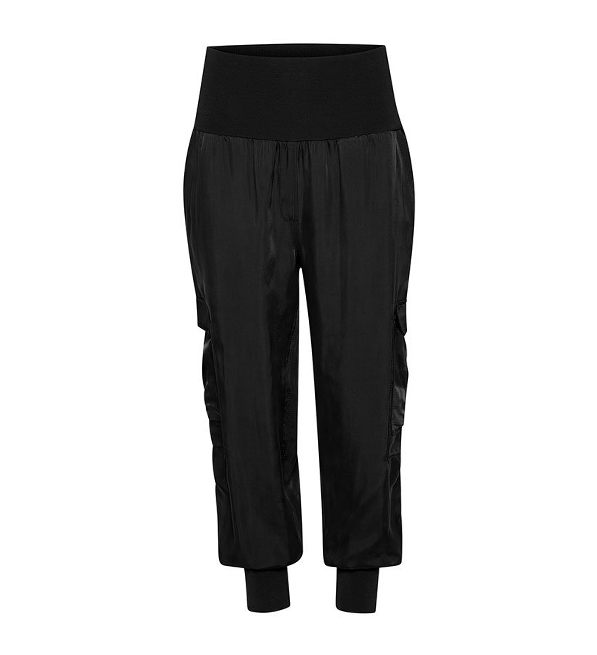 Cinq a Sept Giles Pant in Black