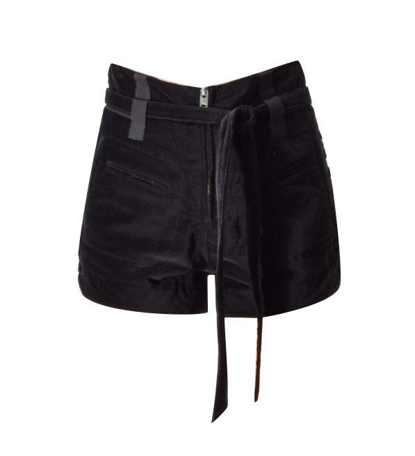 IRO Spell Shorts in Black
