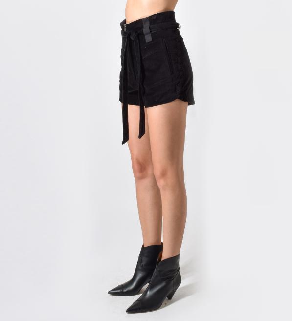 IRO Spell Shorts in Black