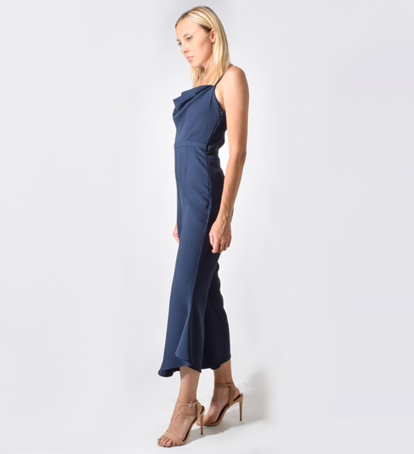 068a917cee5f8 LIKELY Pasha Jumpsuit in Navy
