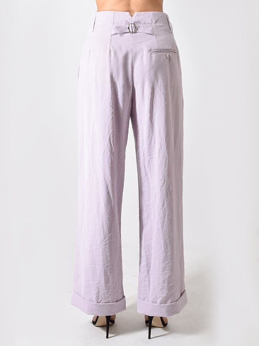 3.1 Phillip Lim Baggy Tailored Pant in Lavender