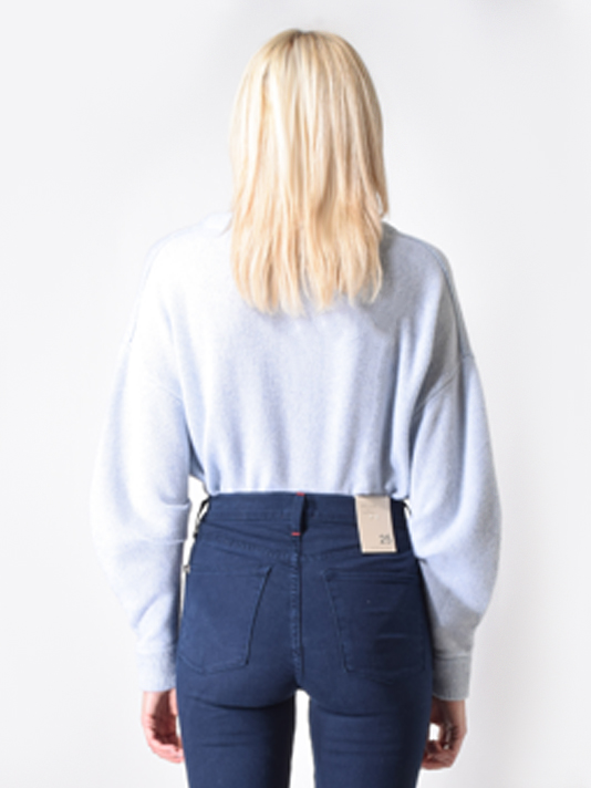 Brochu Walker Alta Sweatshirt in Skylar Blue