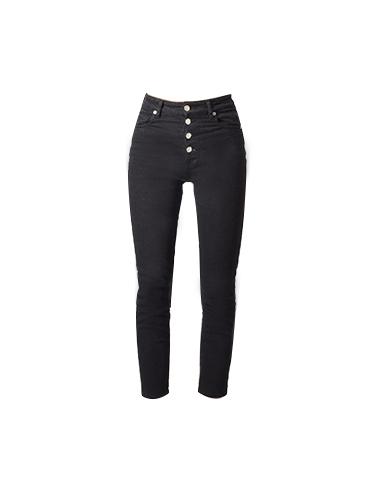 IRO Gaety Jeans in Black Denim