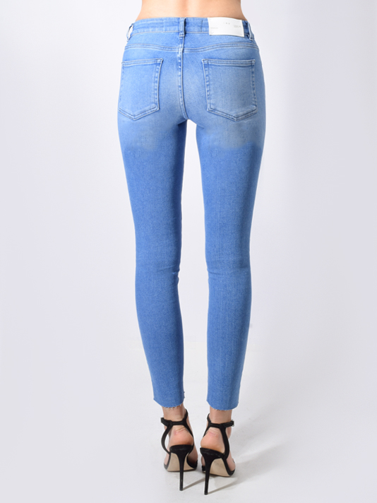 IRO Rash Jeans in Light Blue Denim