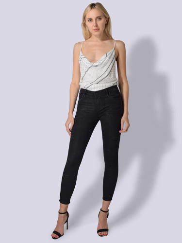 IRO Odela Jeans in Black