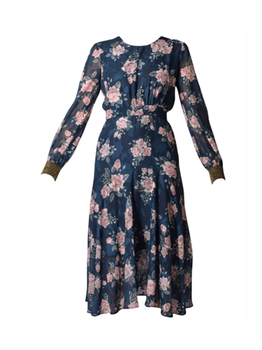 We Are Kindred Lucille Midi Dress