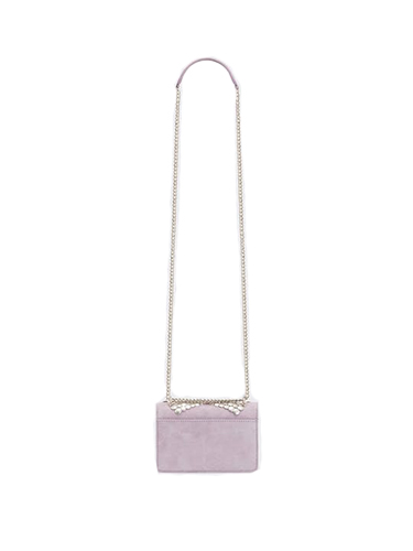 IRO Venice Studded Bag in Light Purple