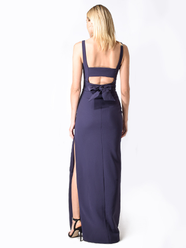 Likely Phillipa Gown in Blue