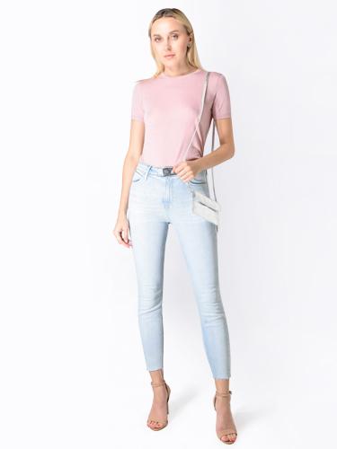 RTA Madrid Jeans in Lovelight Blue