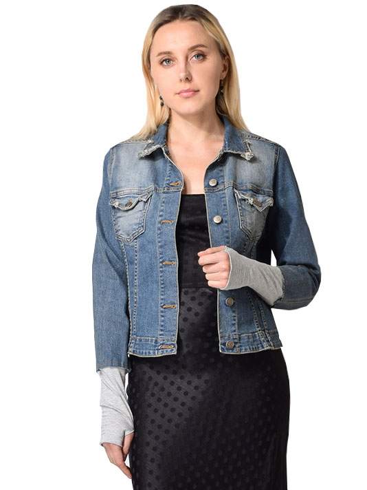 X1https://cdn11.bigcommerce.com/s-3wu6n/products/32047/images/103678/Jersey_Sleeve_Denim_Jacket_back__39848.1561769518.244.365.jpg?c=2X2