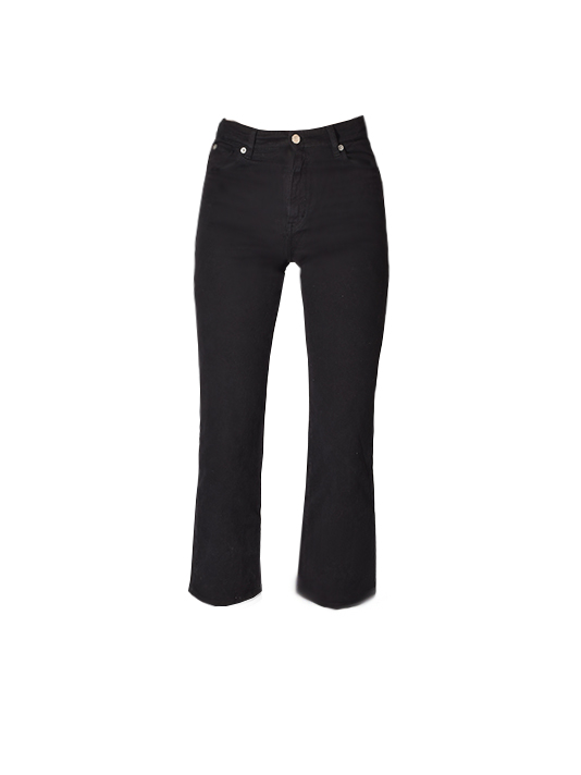 IRO Auxel Jean in Black