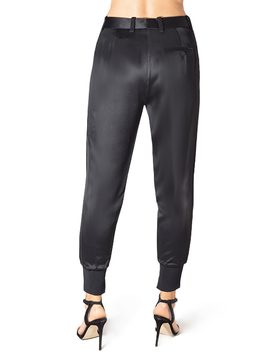 3.1 Phillip Lim Jogger Pant with Ribbed Side