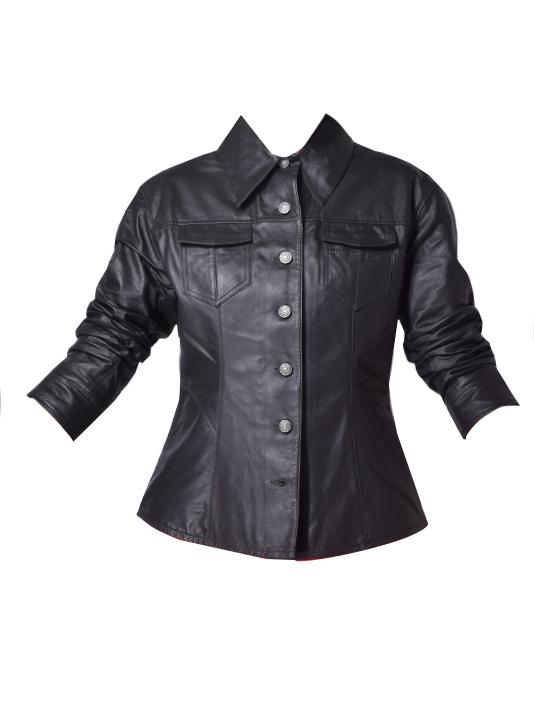 CINQ A SEPT Scrunched Canyon Jacket In Black