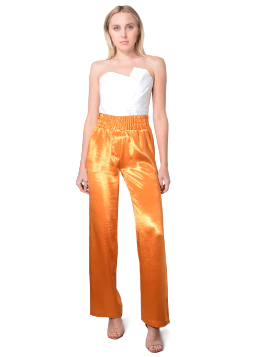 CINQ A SEPT Kylie Pant In Citrine