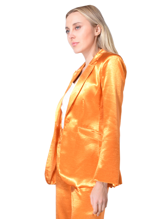 CINQ A SEPT Colleen Blazer In Citrine