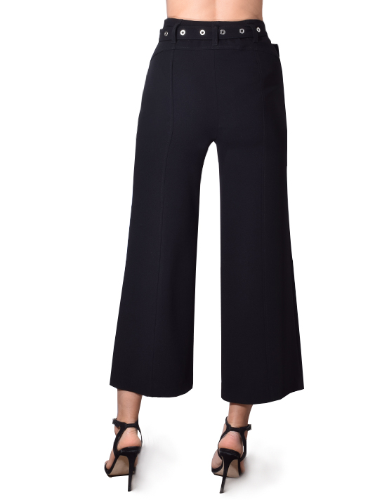 CINQ A SEPT Polly Pant With Belt In Black