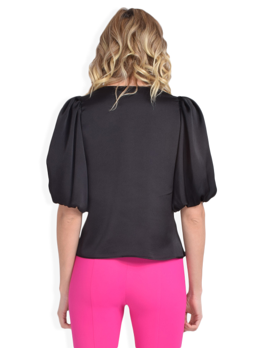 Madison Top in Black