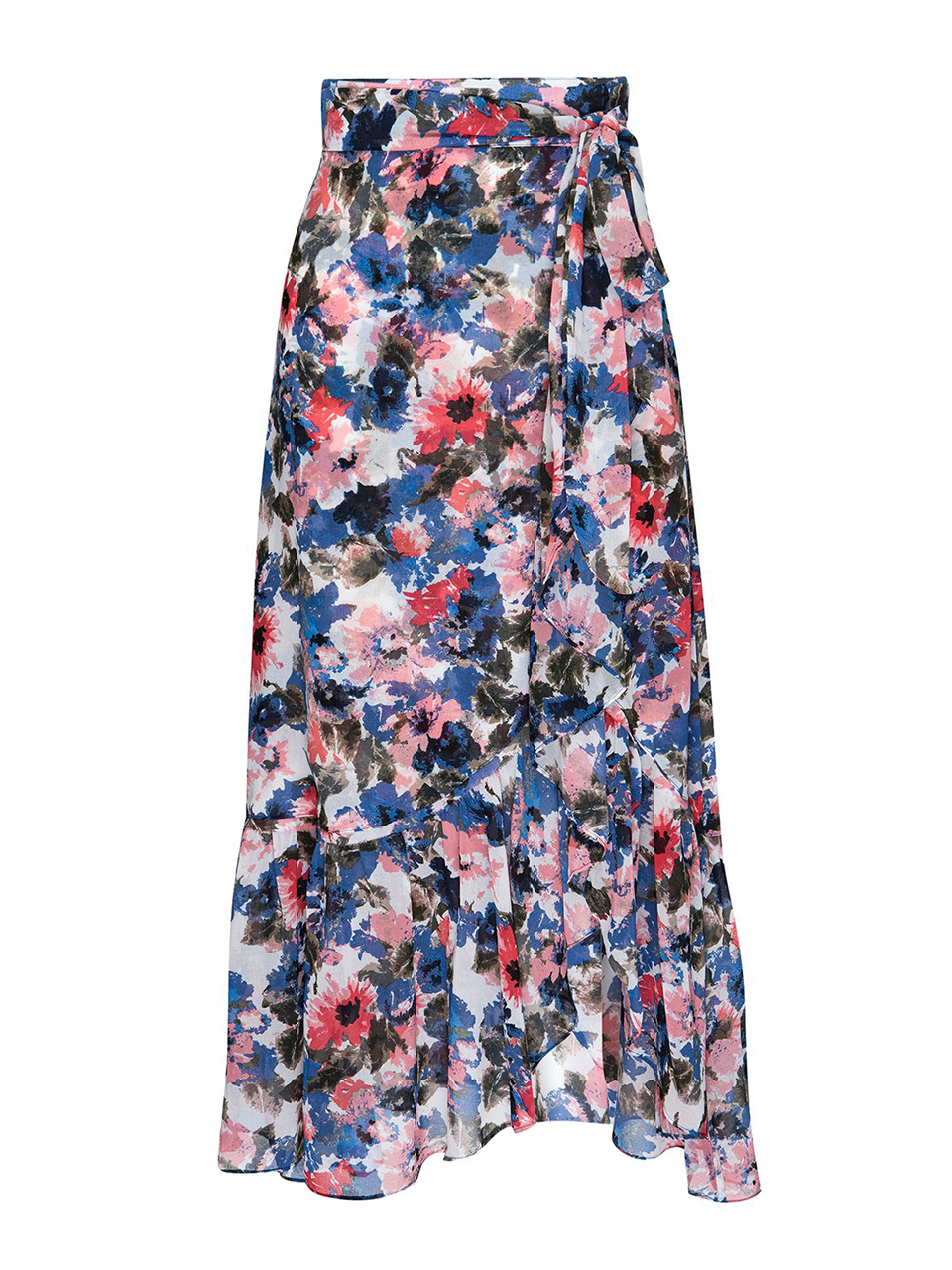 MISA Themis Skirt in Floral