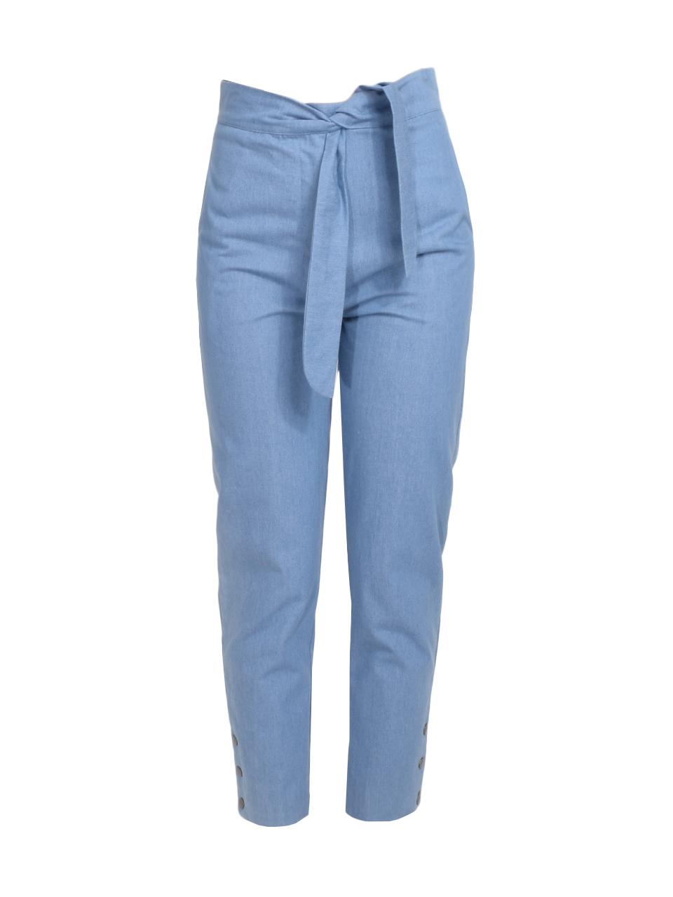 Karina Grimaldi Stella Denim Pants Product Shot