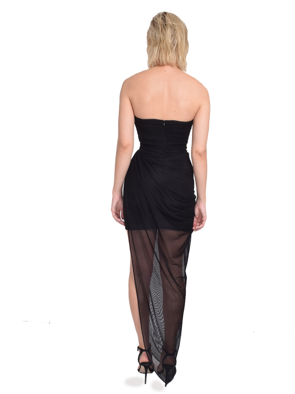 LIKELY Blakely Gown Back View