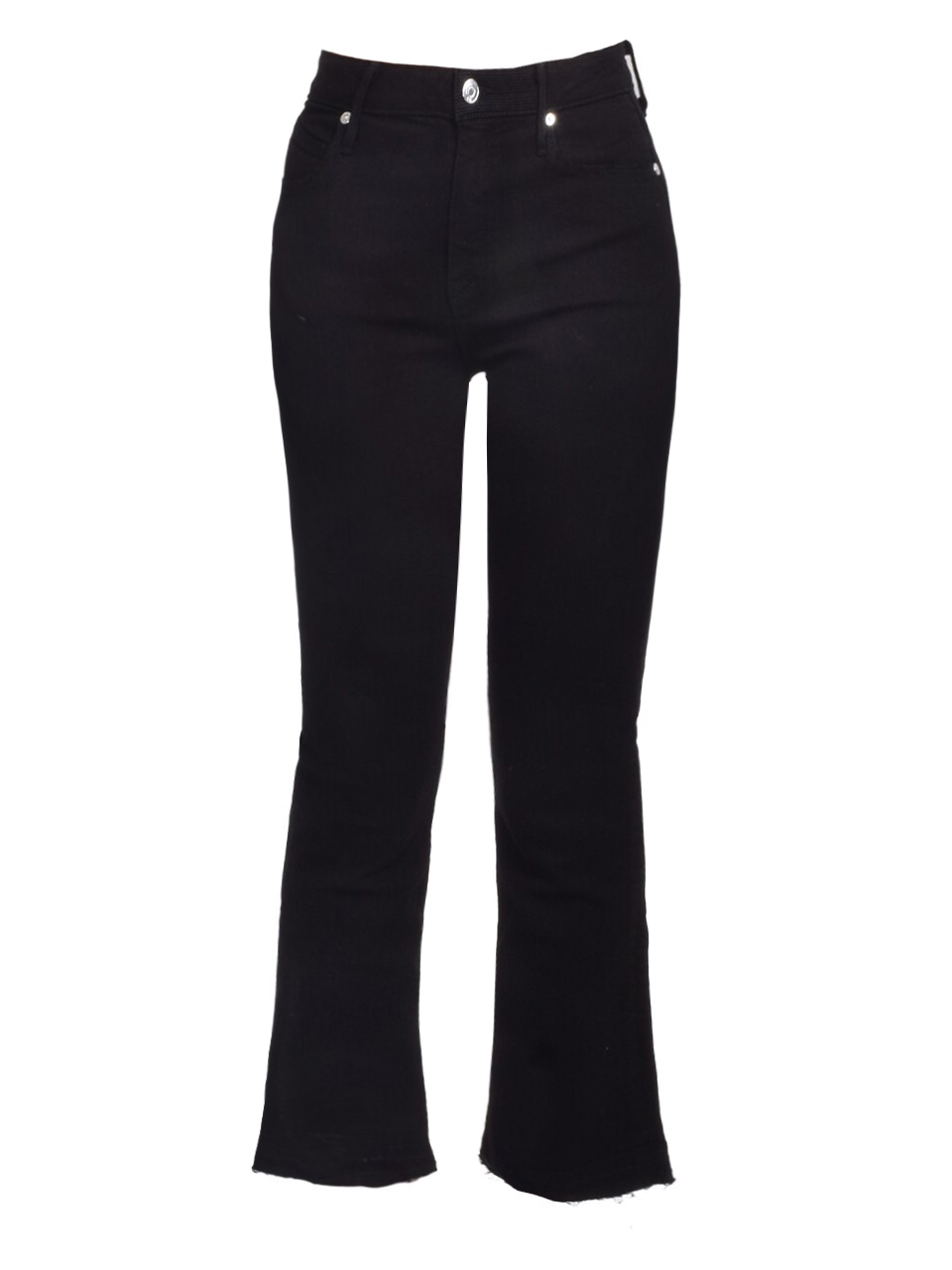 RtA Brandi Jeans in Max Black Product Shot