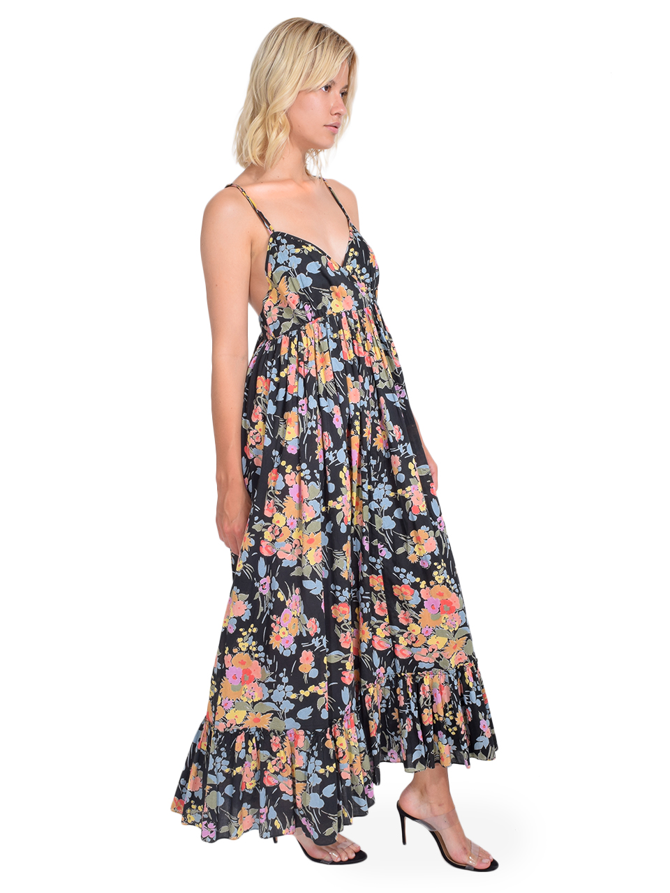 byTimo Bohemian Summer Dress Side View