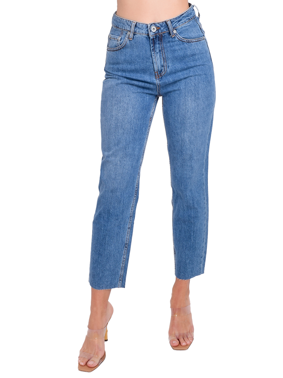 Ottod'Ame Mom Jean Front View  X1https://cdn11.bigcommerce.com/s-3wu6n/products/33256/images/110016/158__92045.1594335355.244.365.jpg?c=2X2